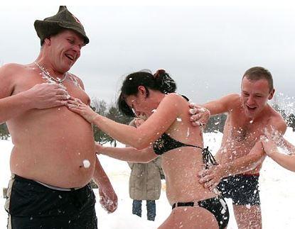 В Беларуси развивается банный туризм