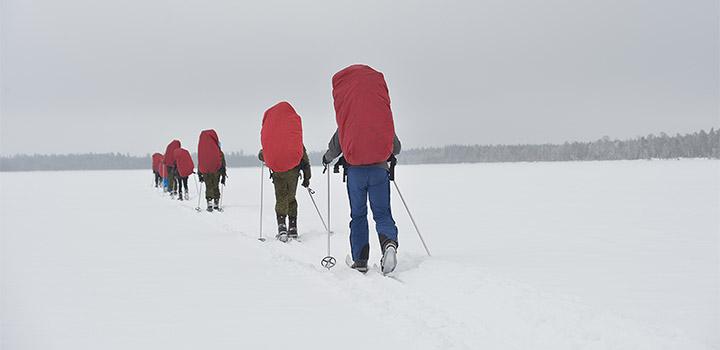 Экспедиция «На лыжах – к Северному полюсу!» готова к старту