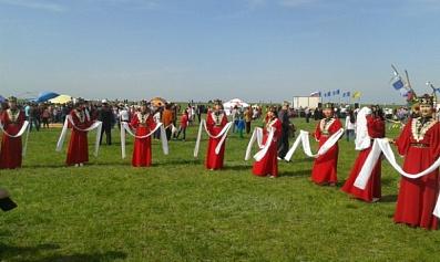 Фестиваль тюльпанов пройдет в Калмыкии