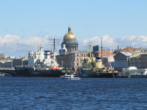 В дни майских выходных в Петербурге пройдет третий Фестиваль ледоколов