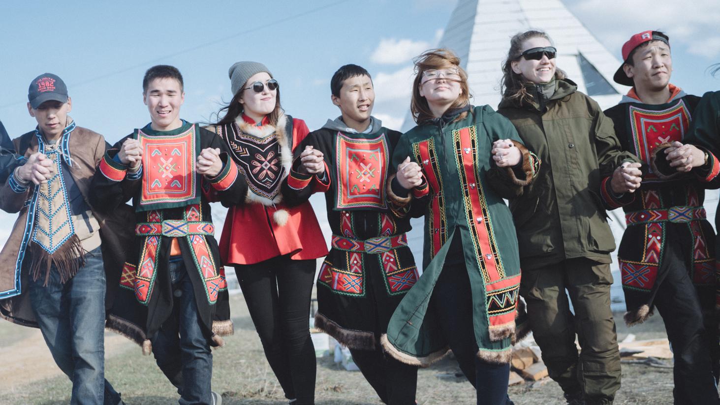 В Якутске стартовала первая Молодежная этнографическая экспедиция «Российский Север»