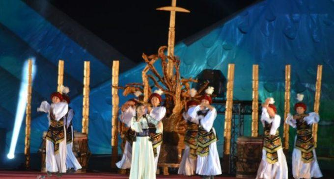 II Международная танцевальная ОЛИМПИАДА Центральной Азии