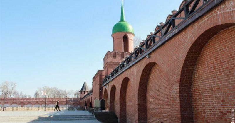 Тула станет новогодней столицей России