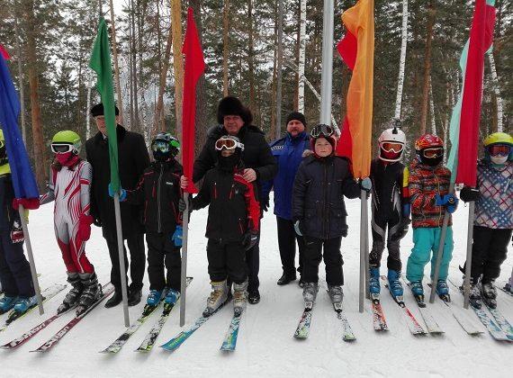 В Хакасии открылся современный горнолыжный комплекс