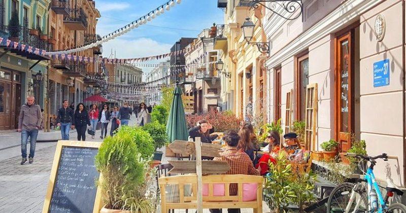 Туристический потенциал Грузии прорекламируют за 250 тысяч евро