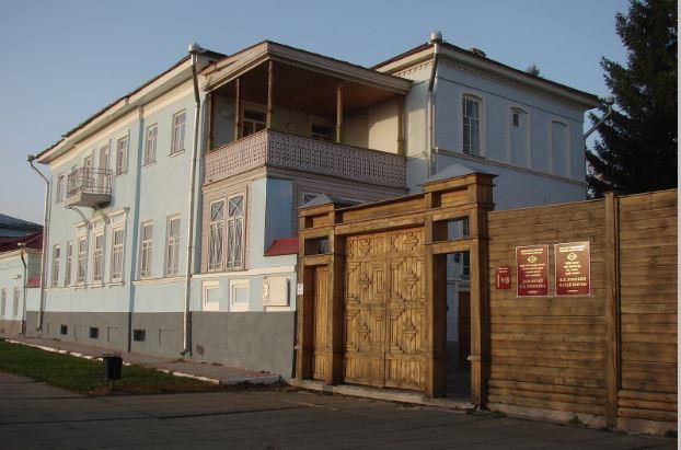 Дом-музей Ивана Шишкина