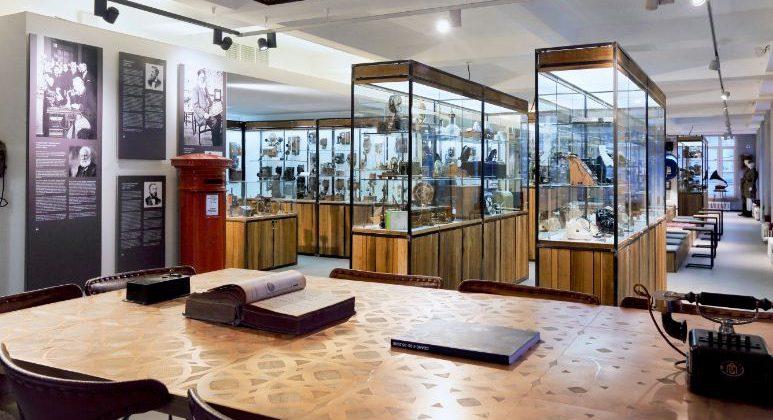 В центре Москвы открылся Музей истории телефона