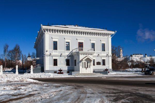 В Тобольске создан музей семьи Николая II
