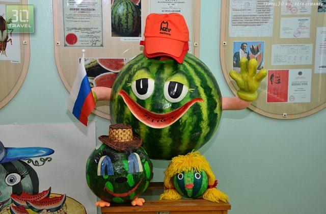 Музей «Российский арбуз»