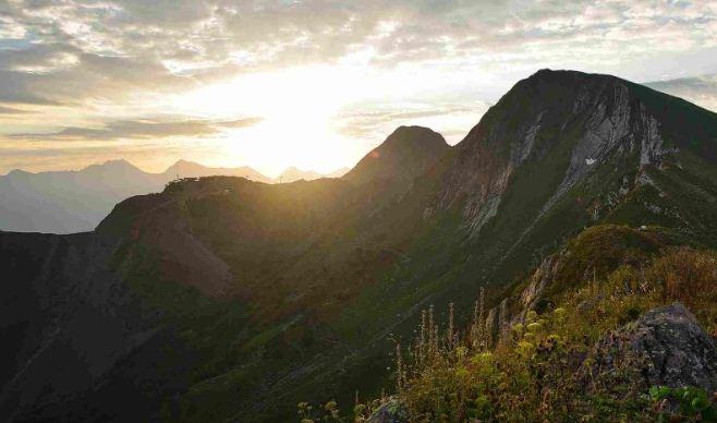 Высокогорный палаточный лагерь появится в Сочи в июле