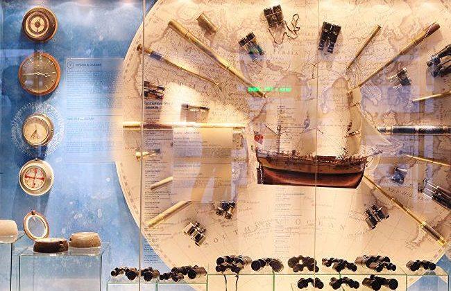 Калининградский музей получил более 40 артефактов с затонувшей яхты «Эйра»