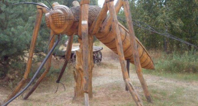 Музей деревянного зодчества в Лункино