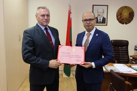 Ролик о Беларуси оценили в Шанхае