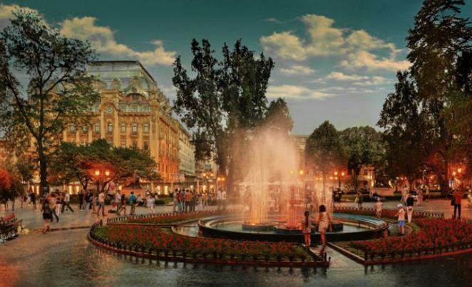 Реклама Одессы – в «наружке», журнале и путеводителе